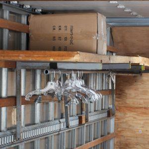 16' Truck w/ Liftgate & Hanging Racks / Wardrobe