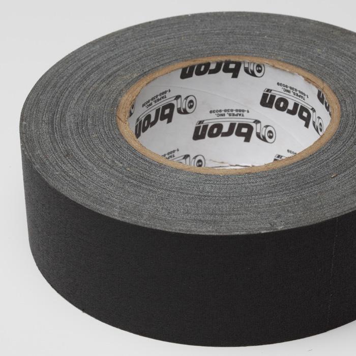 """Tape / 2"""" Black Gaffer"""