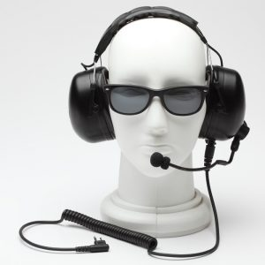 Double Ear Noise Reduction Headset