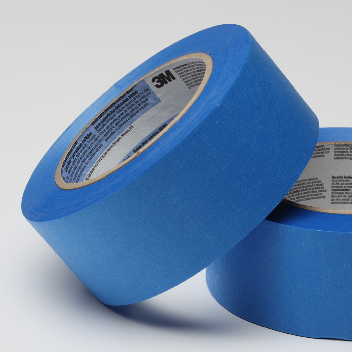 "Tape / 2"" Blue Paper"