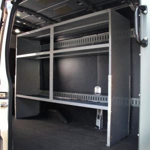 High Roof Van / Camera