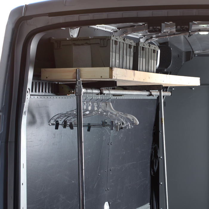 High Roof Van / Wardrobe