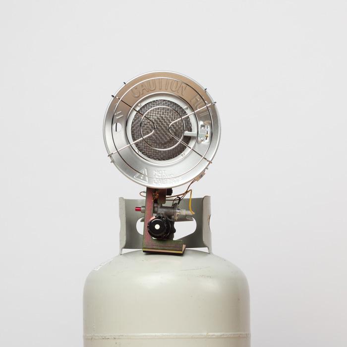 Heater / Single Head Propane