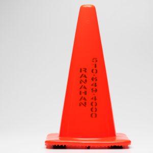 Traffic Cone / 18'