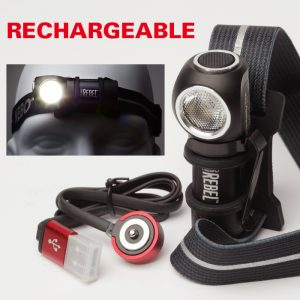 Flashlight / Rebel