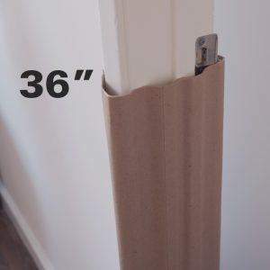 """Ram Board Door Jamb Protection / 36"""""""