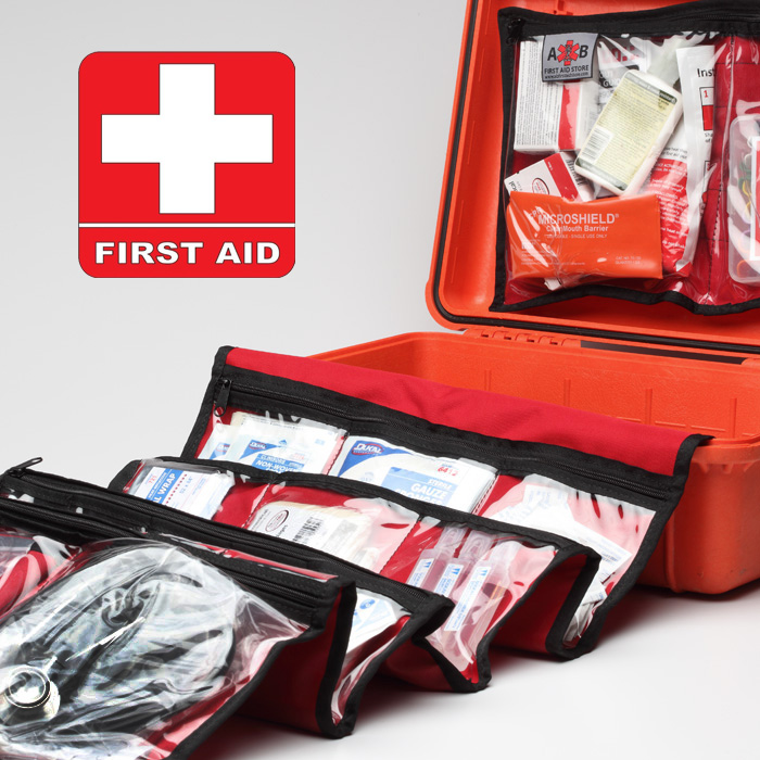 First Aid Kit / Large