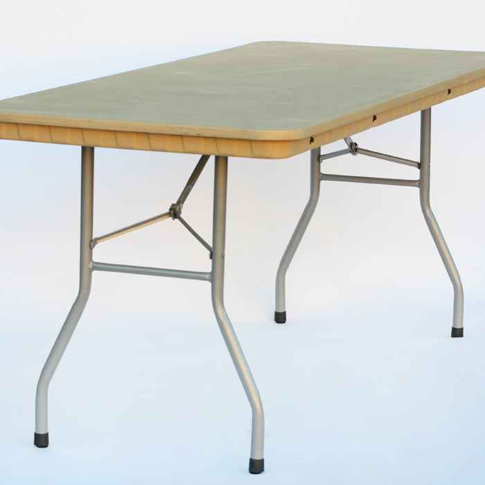 Folding Table / 6'