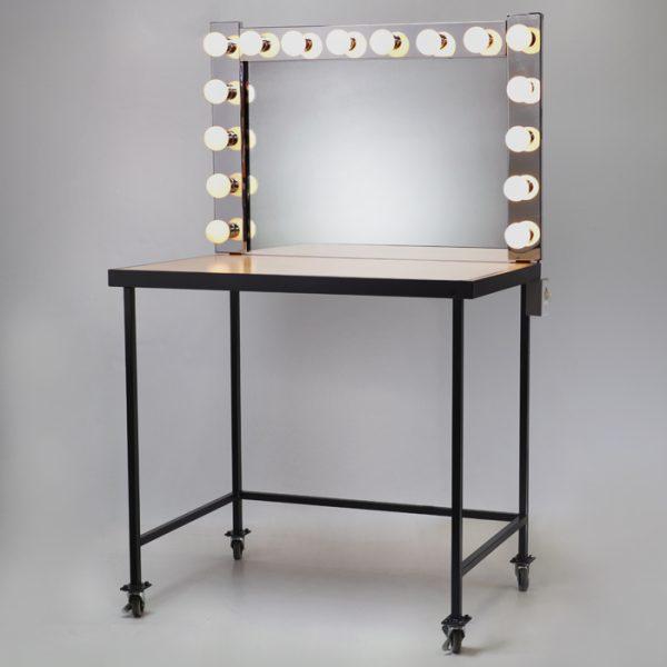 Studio Make-Up Mirror w/ Lights