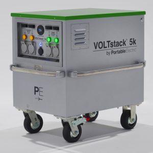 Electric Generator / 5k VOLTstack