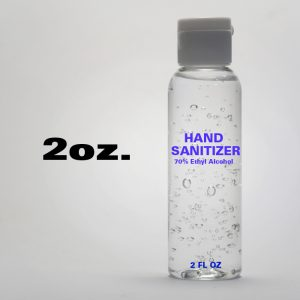 Hand Sanitizer / 2 oz.