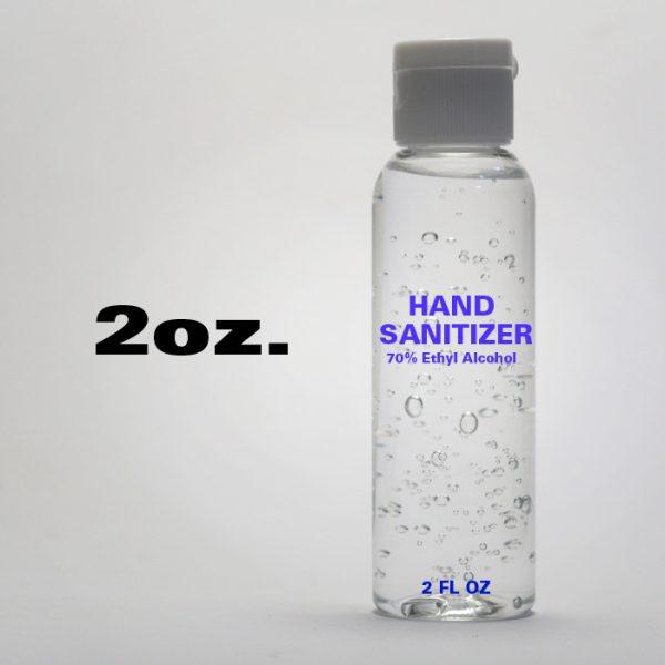 Hand Sanitizer / 2 oz.