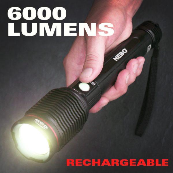 Flashlight / Redline 6K Lumen