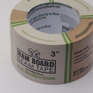 "Tape / 3"" Ram Board Seam"