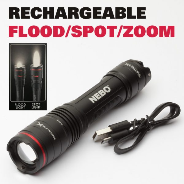 Flashlight / Redline X