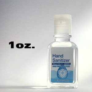 Hand Sanitizer / 1 oz.