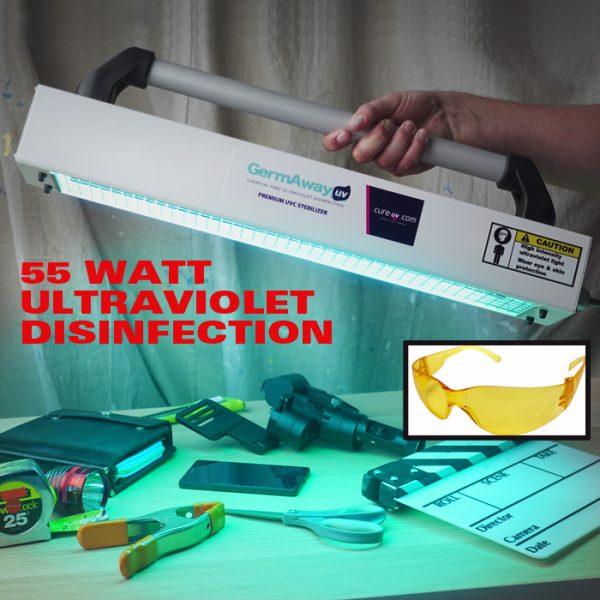 UVC Handheld Sterilizer / 55 Watt