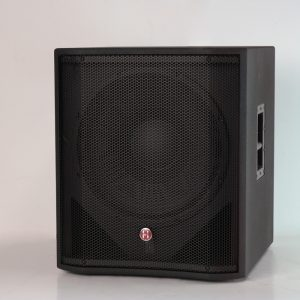 "18"" Powered Subwoofer / 1,500 Watt"