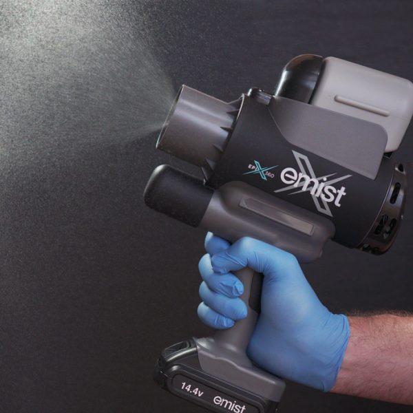 EMist EPIX360 Handheld Electrostatic Disinfectant Sprayer