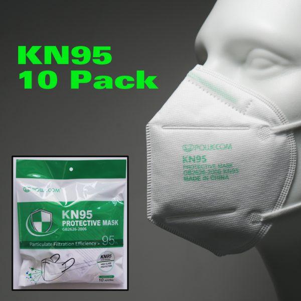 KN95 Protective Masks / 10ct
