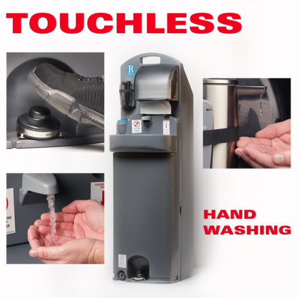 Hand Washing Station / Touchless