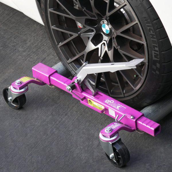 GoJak Car Wheel Dollies / Set of 4